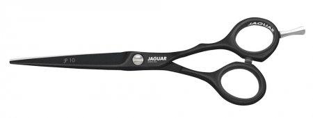 Jaguar JP10 Black, White Line, nożyczki fryzjerskie 5.75', ref. 46575-1