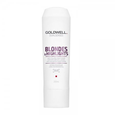 Goldwell Dualsenses Blondes & Highlights, odżywka neutralizująca, 200ml