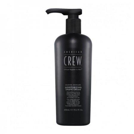 American Crew, Shave, nawilżający krem do golenia, 450ml
