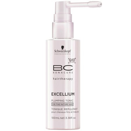 Schwarzkopf BC Excellium Q10, tonik do włosów cienkich, 100ml