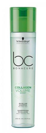 Schwarzkopf BC Volume Boost, micelarny szampon do cienkich włosów, 250ml
