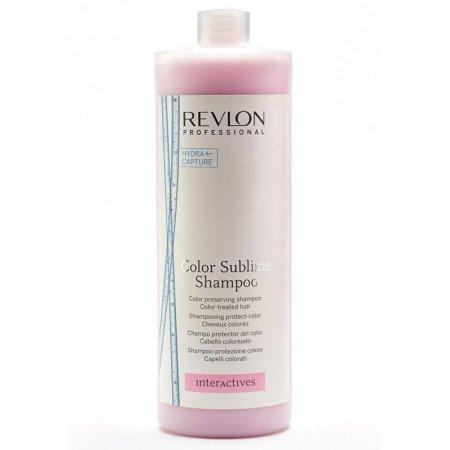 Revlon Interactives Color Sublime, szampon do włosów farbowanych, 1250ml
