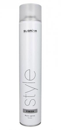 Subrina Finish Style Flexible, elastyczny lakier do włosów, 750ml