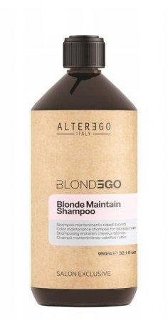 Alter Ego Blond Ego, szampon przeciw żółtym odcieniom, 950ml