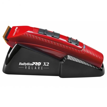 BaByliss PRO X2 Volare, bezprzewodowa maszynka do włosów, Ferrari, FX811RE