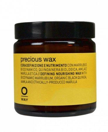 OWay Precious Wax, odżywczy wosk do włosów, 50ml