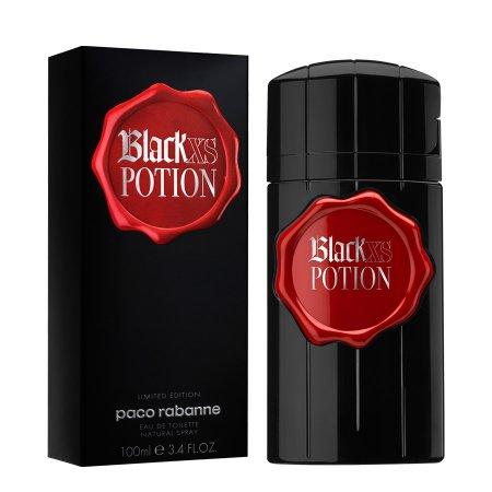 Paco Rabanne Black XS Potion, woda toaletowa, 100ml (M)