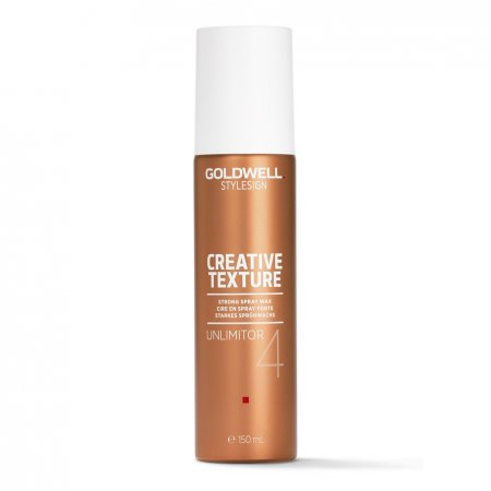 Goldwell Unlimitor, wosk w spray'u do kreatywnych fryzur, 150ml