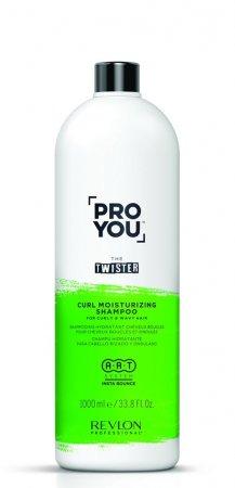 Revlon Pro You Twister, szampon do włosów kręconych, 1000ml