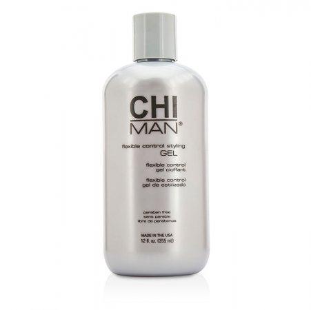 CHI Man Flexible Gel, elastyczny żel do włosów, 355ml