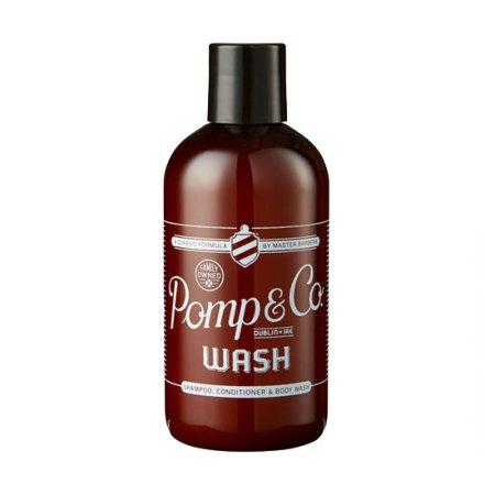 Pomp&Co. Wash, szampon i żel pod prysznic, 250ml