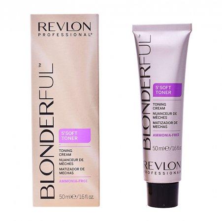 Revlon Blonderful Soft Toner, toner do włosów, 50ml