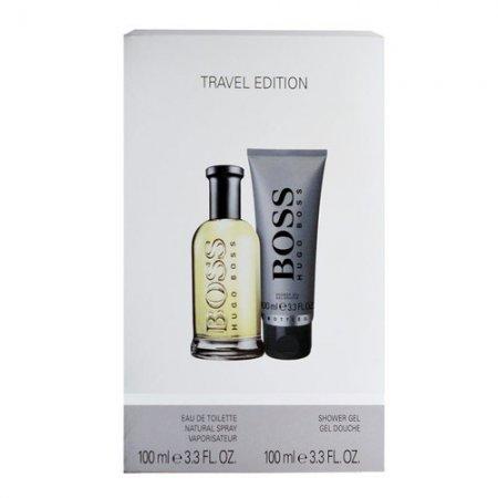 Hugo Boss No.6, zestaw perfum edt 100ml + 100ml żel pod prysznic (M)