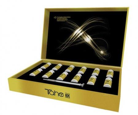 Tahe Magic Bx Gold, botox do włosów, 12 x 10ml