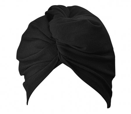 Anwen, turban do włosów Wrap It Up, czarny