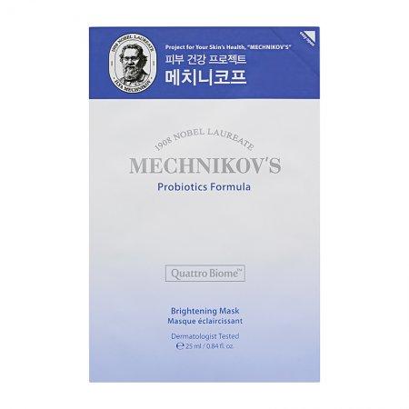 Holika Holika Mechnikov, rozświetlająca maska do twarzy z probiotykami