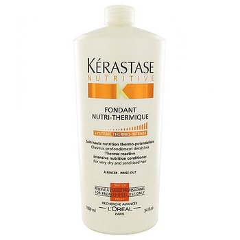 Kerastase Nutritive Fondant Nutri-Thermique, odżywka termiczna do włosów suchych, 1000ml