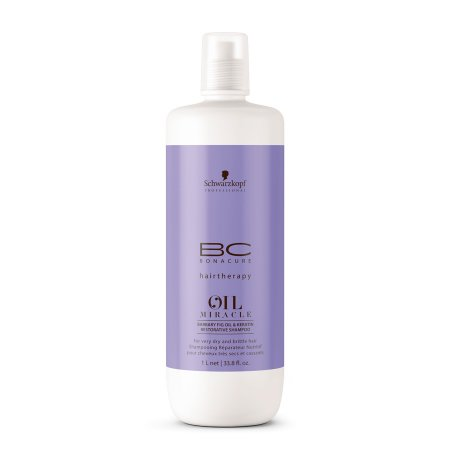 Schwarzkopf BC Oil Miracle Barbary Fig Oil, szampon odbudowujący, 1000ml