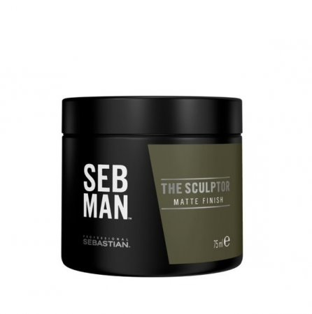 SEB MAN The Sculptor, glinka do włosów, 75ml
