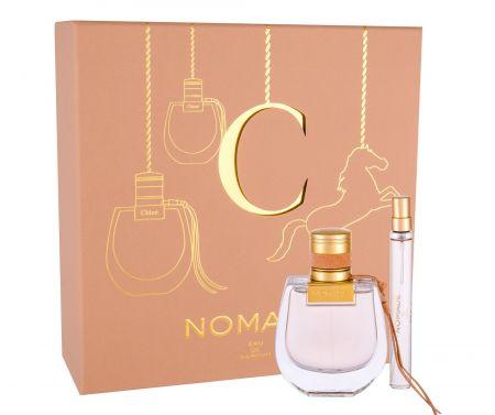 Chloé Nomade, zestaw: EDP 50 ml + EDP 10 ml (W)