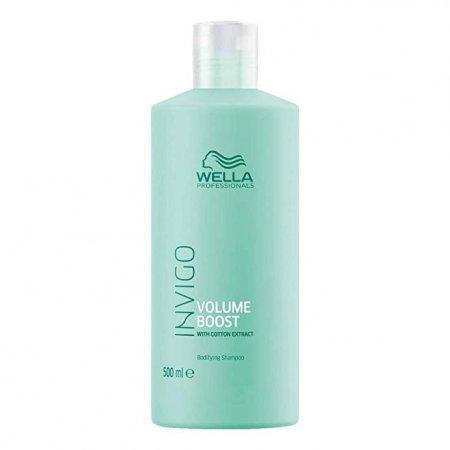 Wella Invigo Volume, szampon dodający objętości, 500ml