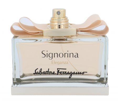 Salvatore Ferragamo Signorina Eleganza, woda perfumowana, 100ml, Tester (W)