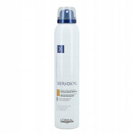 Loreal Serioxyl, spray wzmacniający włosy, blond, 200ml