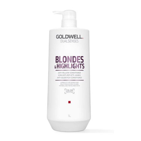 Goldwell Dualsenses Blondes & Highlights, odżywka neutralizująca, 1000ml
