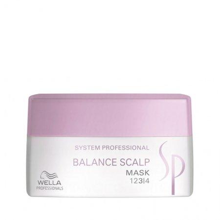 Wella SP Balance Scalp, maska kojąca do wrażliwej skóry głowy, 200ml