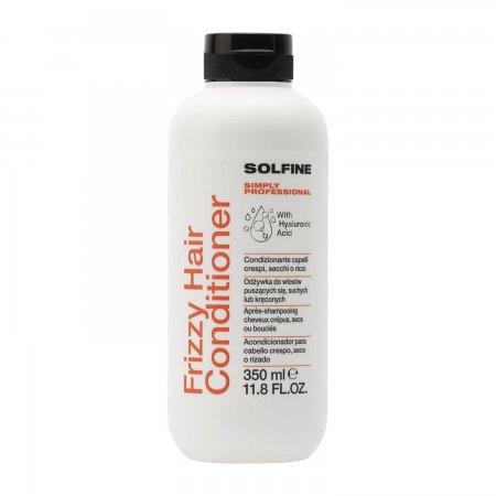 Solfine Care Frizzy Hair, odżywka do włosów kręconych, 350ml