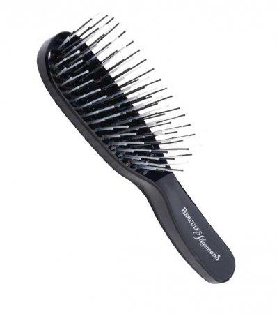 Hercules Sagemann Scalp Brush, szczotka czarna, mała