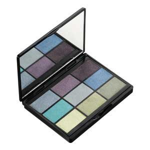 Gosh Eye Shadow Los Angeles, paleta 9 cieni do powiek, 12g
