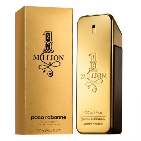 Paco Rabanne 1 Million, woda toaletowa, 200ml (M)