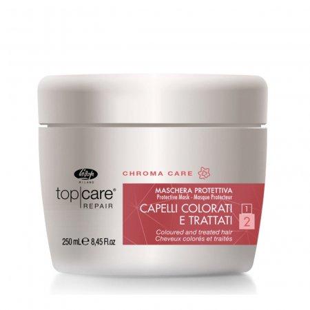 Lisap Top Care Chroma, maska do włosów farbowanych, 250ml