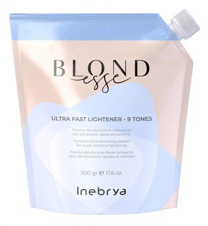 Inebrya Blondesse Ultra Fast, ultra szybki rozjaśniacz, 500g