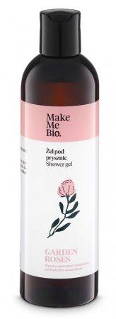 Make Me Bio Garden Roses, żel pod prysznic, 300ml