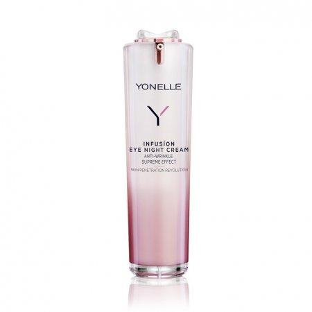 Yonelle Infusion, liftingujące serum infuzyjne pod oczy na noc, 15ml
