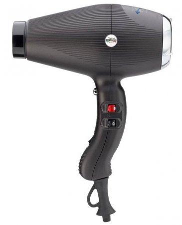 Gamma Piu Aria Dual Ionic, suszarka do włosów, grafit, 2200W