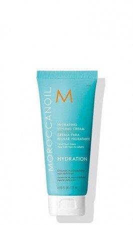 Moroccanoil Hydration, nawilżający krem do stylizacji włosów, 75ml