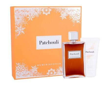 Reminiscence Patchouli, zestaw: Edt 100 ml + Mleczko do ciała 75 ml (W)