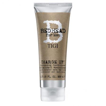 Tigi Bed Head for Men Charge Up Thickening, szampon zwiększający objętość, 250 ml