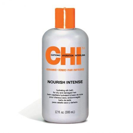 CHI Nourish, nawilżający szampon do włosów, 355ml