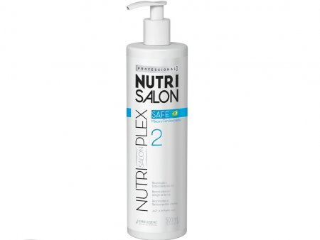 NutriSalon NutriPlex, Safe, serum regenerujące, 500ml