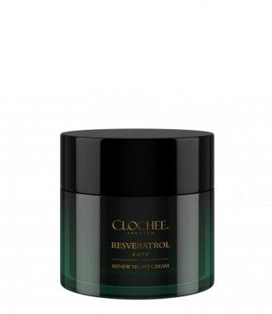 Clochee Premium, krem odbudowujący na noc, 50ml