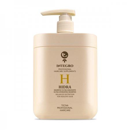 Tecna Hidra, szampon ultra nawilżający, 1000ml