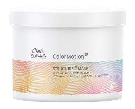 Wella Color Motion, maska wzmacniająca strukturę włosa, 500ml