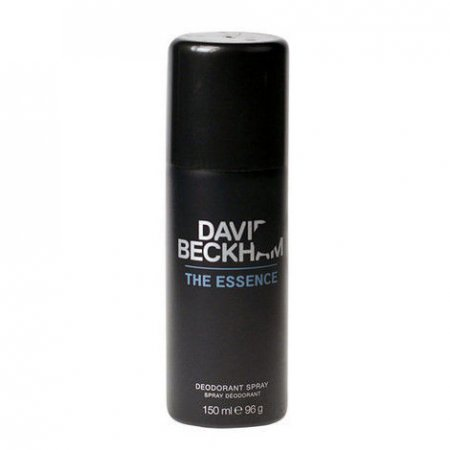 David Beckham The Essence, dezodorant w sprayu, 150ml (M)