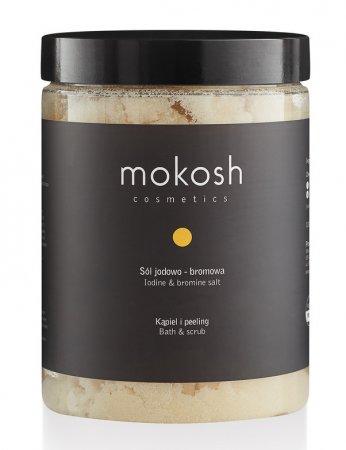 Mokosh, sól jodowo-bromowa wysokozmineralizowana, 1200g