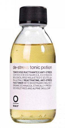 OWay Beauty De-stress Tonic Potion, odprężający tonik do twarzy, 140ml
