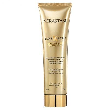 Kerastase Elixir Ultime, krem odżywczy z olejkami, włosy cienkie, 150ml